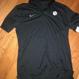 NikeClemson Tigers Sideline Polo shirt - Mens M